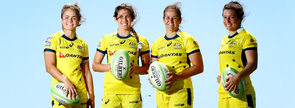 Australian Womens Rugby 7s