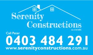 Serenity Constructions
